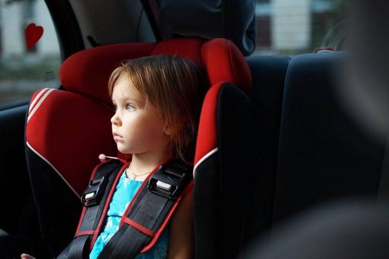 Автопоездка с ребенком