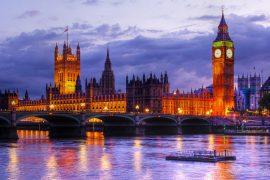 Бесплатный Лондон