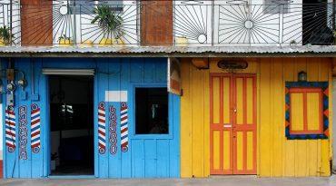 Бокетэ, Панама