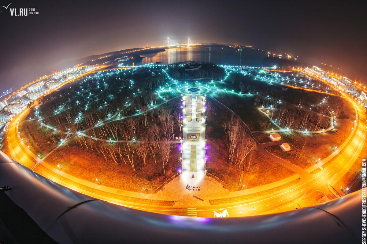 Дальневосточный федеральный университет. Владивосток