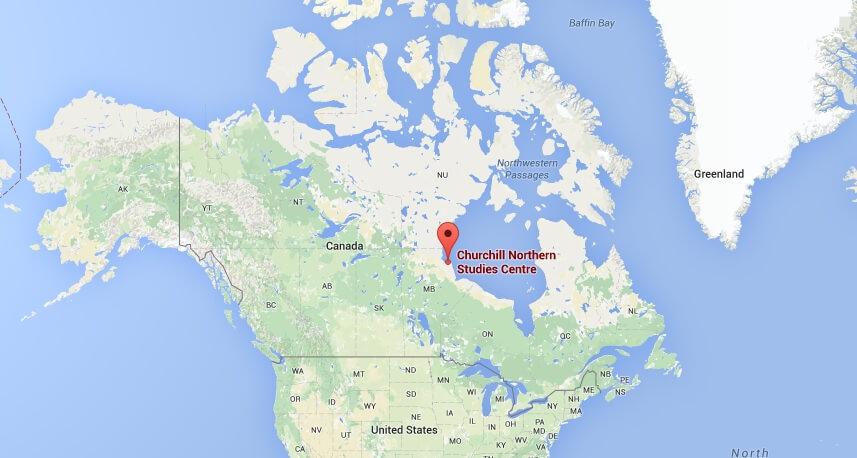 Канадское Заполярье