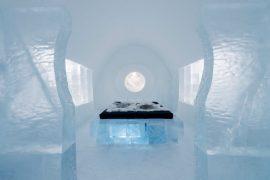 Ледяные отели