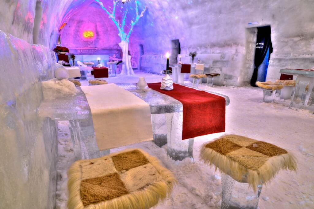 Отель Ice Hotel Balea Lac