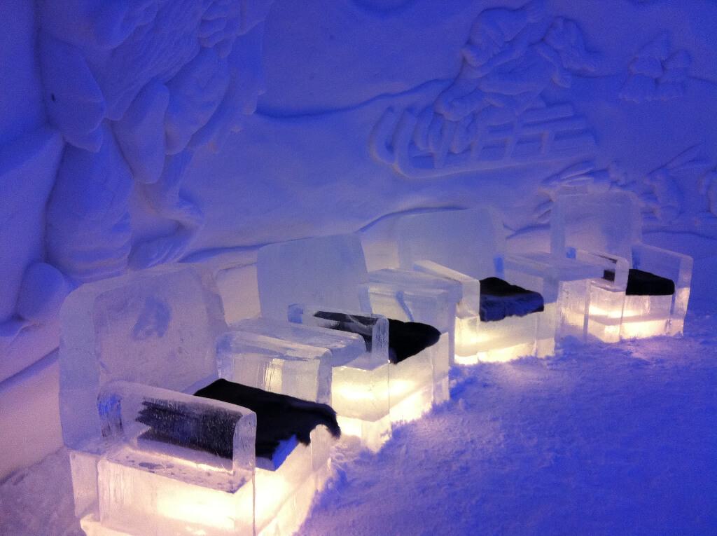 Отель Kirkenes Snow Hotel