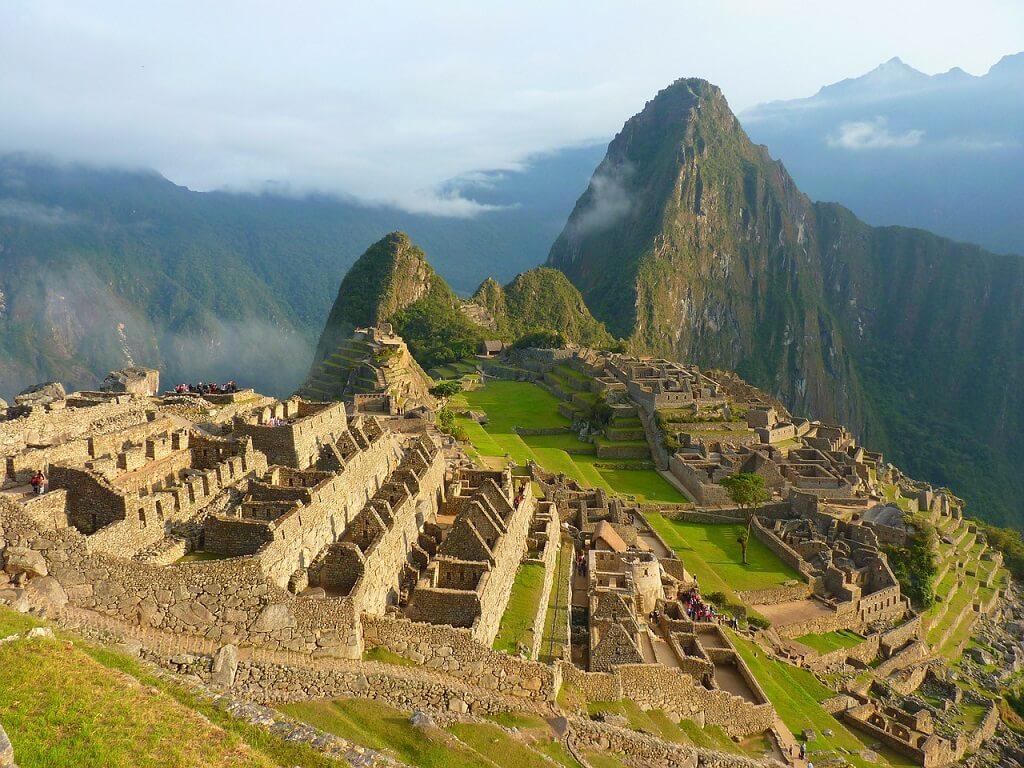 Перу  География