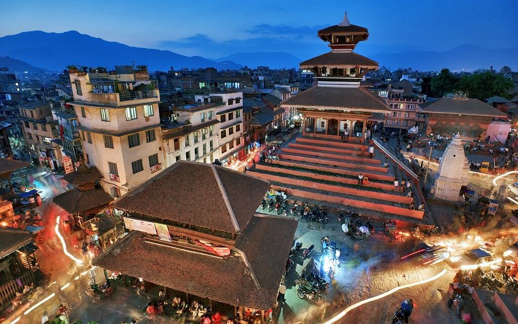Площадь Дурбар, Катманду