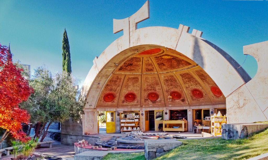 Поселение Arcosanti