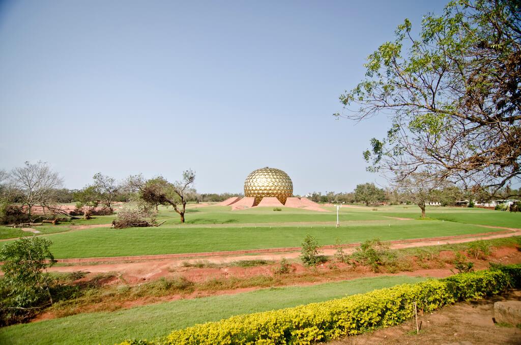 Поселение Auroville