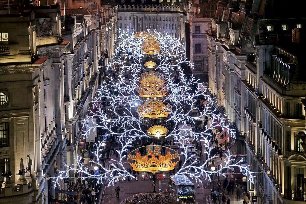 Рождество в Лондоне