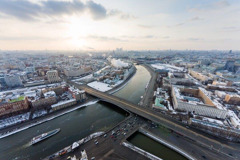 Москва. Высотка на Котельнической Москва