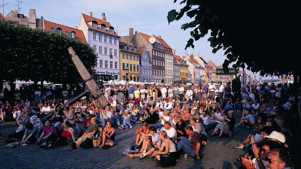 Жители Дании