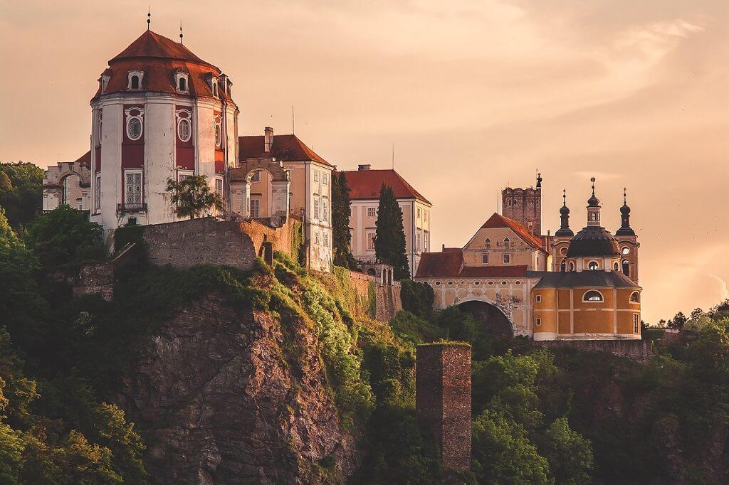 Английский в Чехии