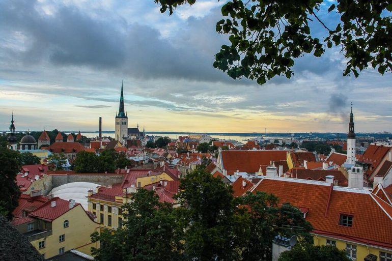 Бесплатный Таллин