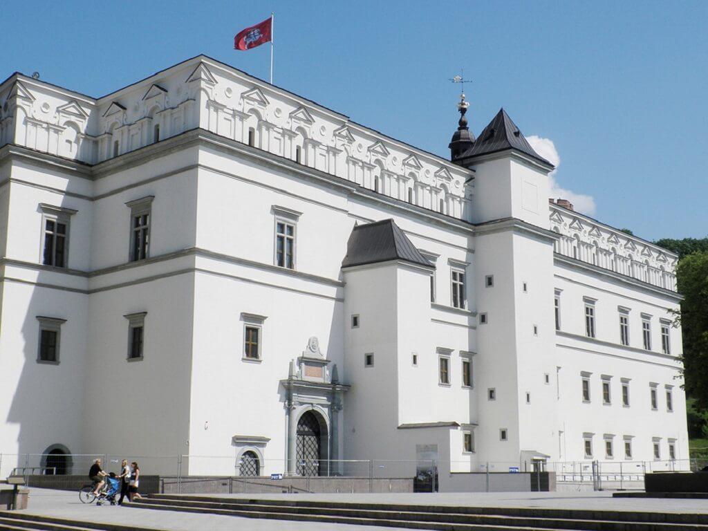 Дворец князей литовских