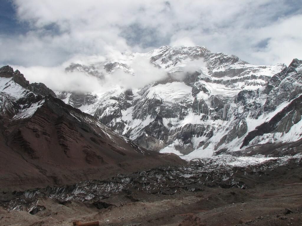 Гора Аконкагуа, Аргентина