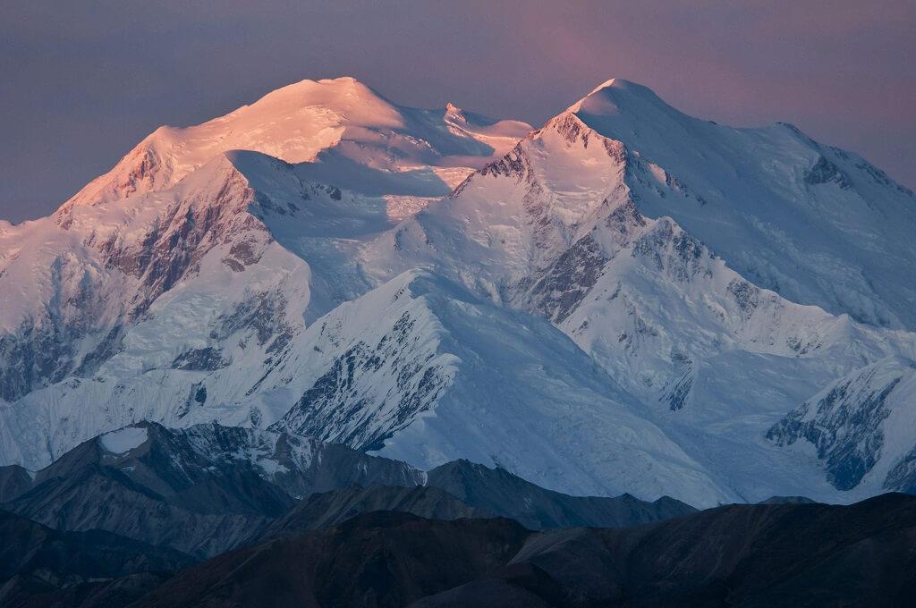 Гора Денали, США