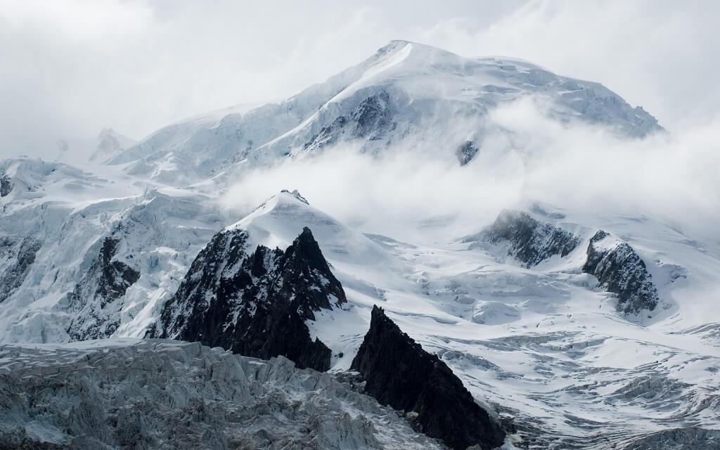 Гора Монблан