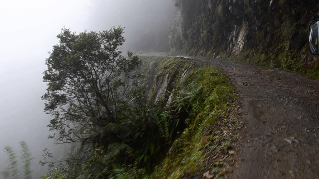La Carretera de los Yungas