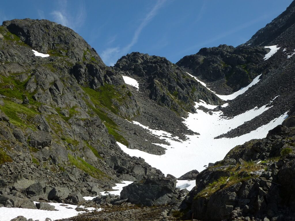 Перевал Чилкут