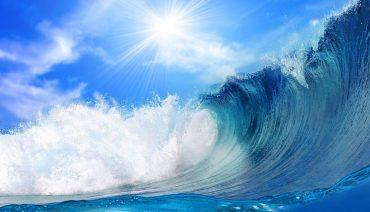 Самые высокие и опасные волны
