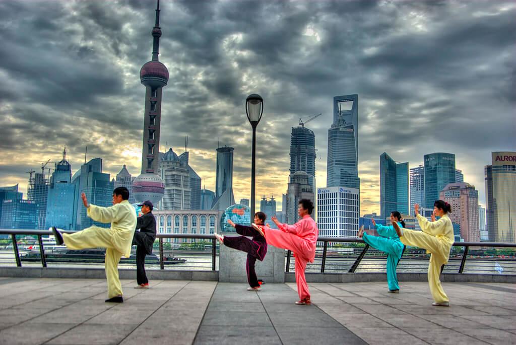 Цигун в Китае