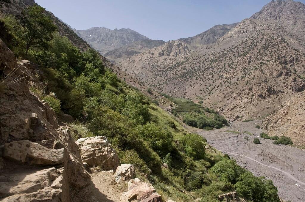 Трасса Кабул-Джалалабад