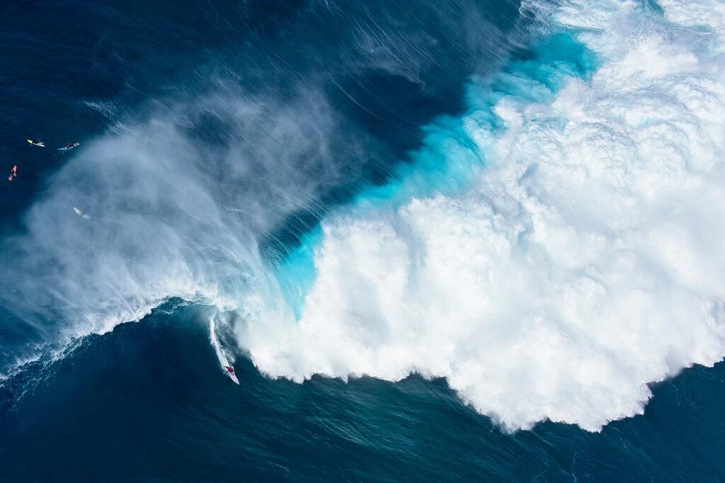 Волна Jaws