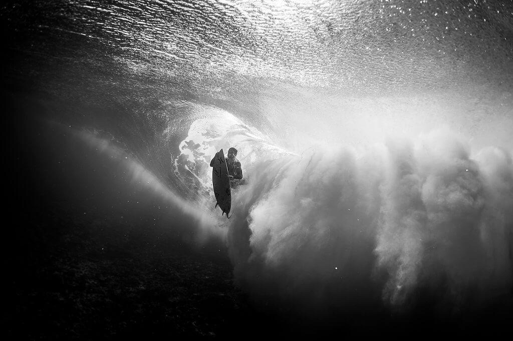 Волна Teahupoo