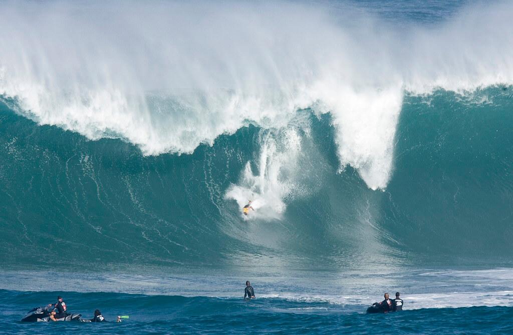 Волна Waimea