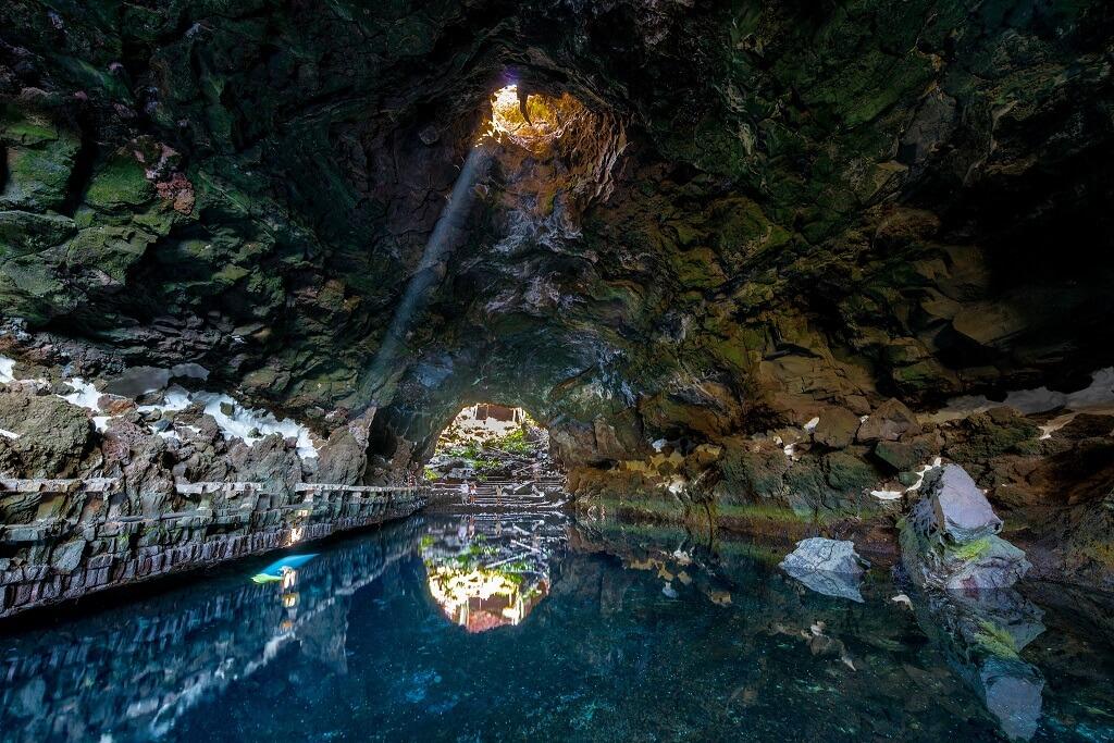 Пещера Куэва-де-Лос-Вердес