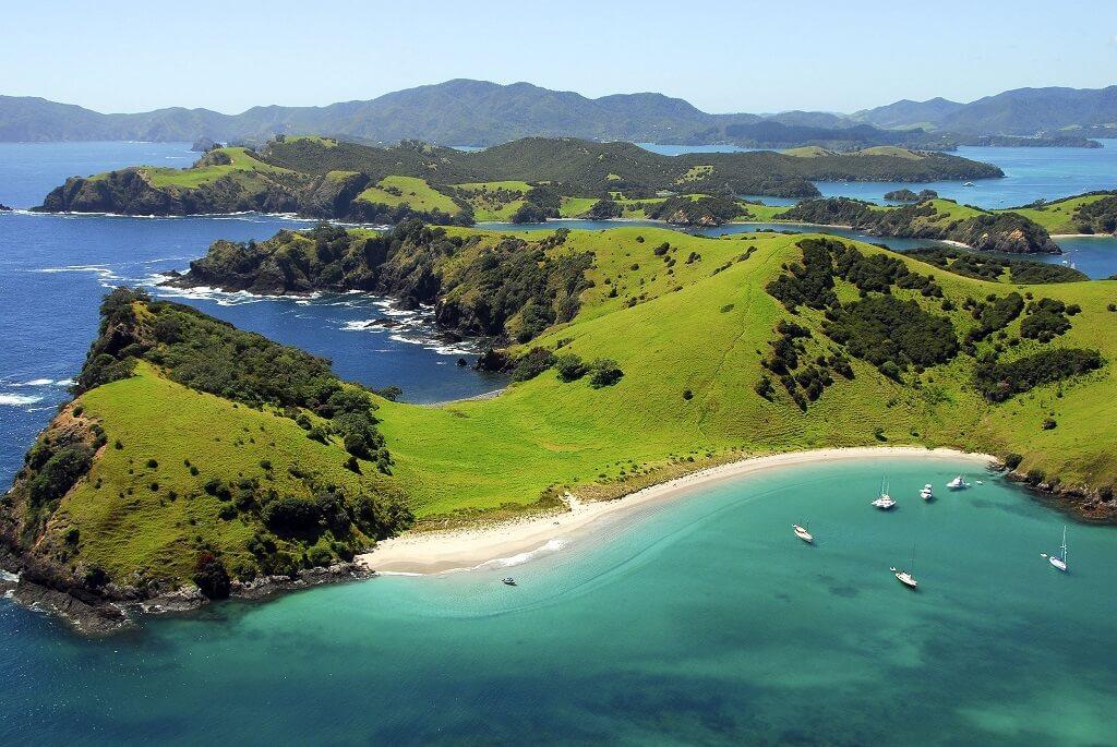 Залив Островов, Новая Зеландия