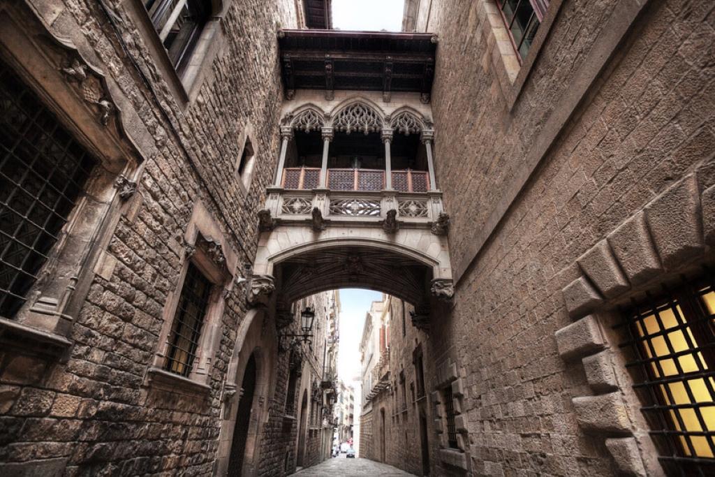Бесплатная Барселона