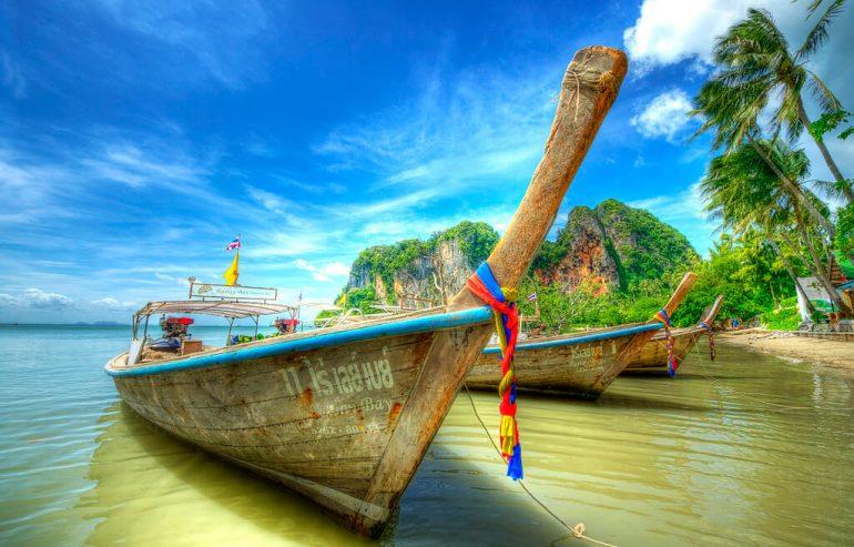 Волонтерство в Таиланде