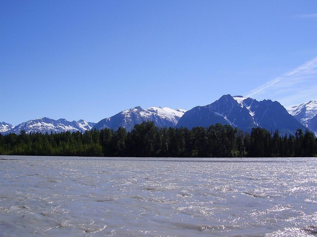 Река Алсек