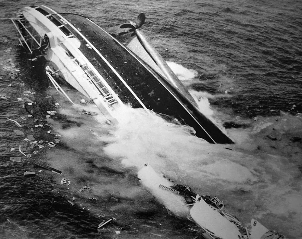 Лайнер Andrea Doria