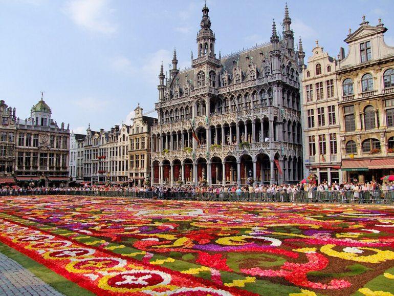 Бесплатный Брюссель
