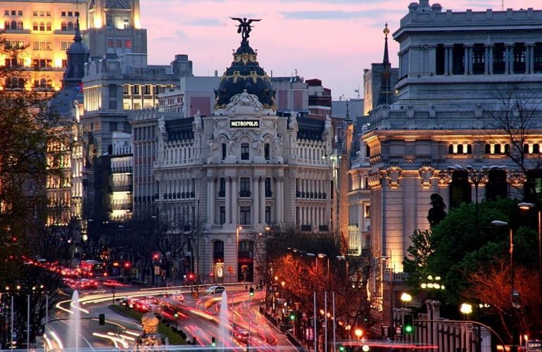 Бесплатный Мадрид