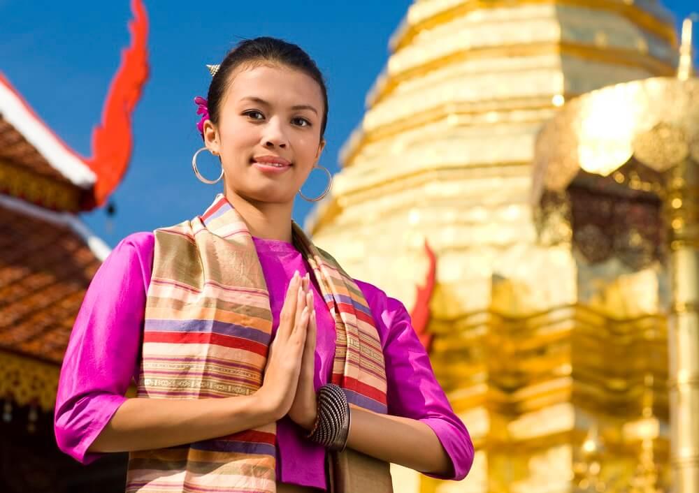 Этикет в Таиланде