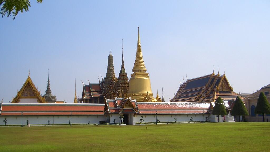 Королевский дворц в Бангкоке