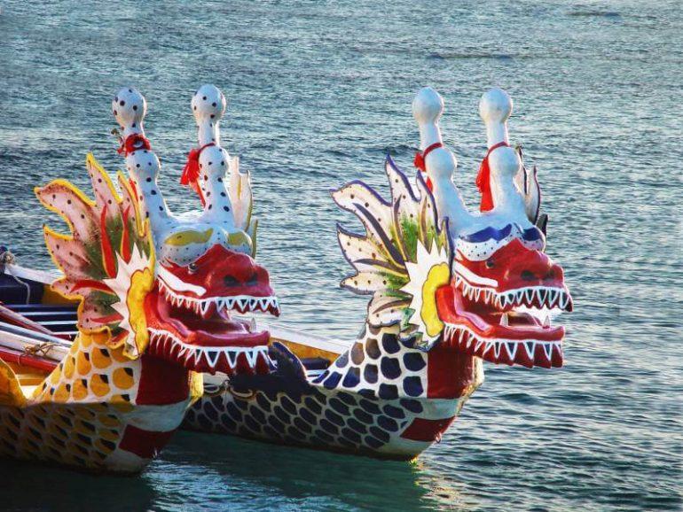 Международный фестиваль Драгонбоат на Филиппинах