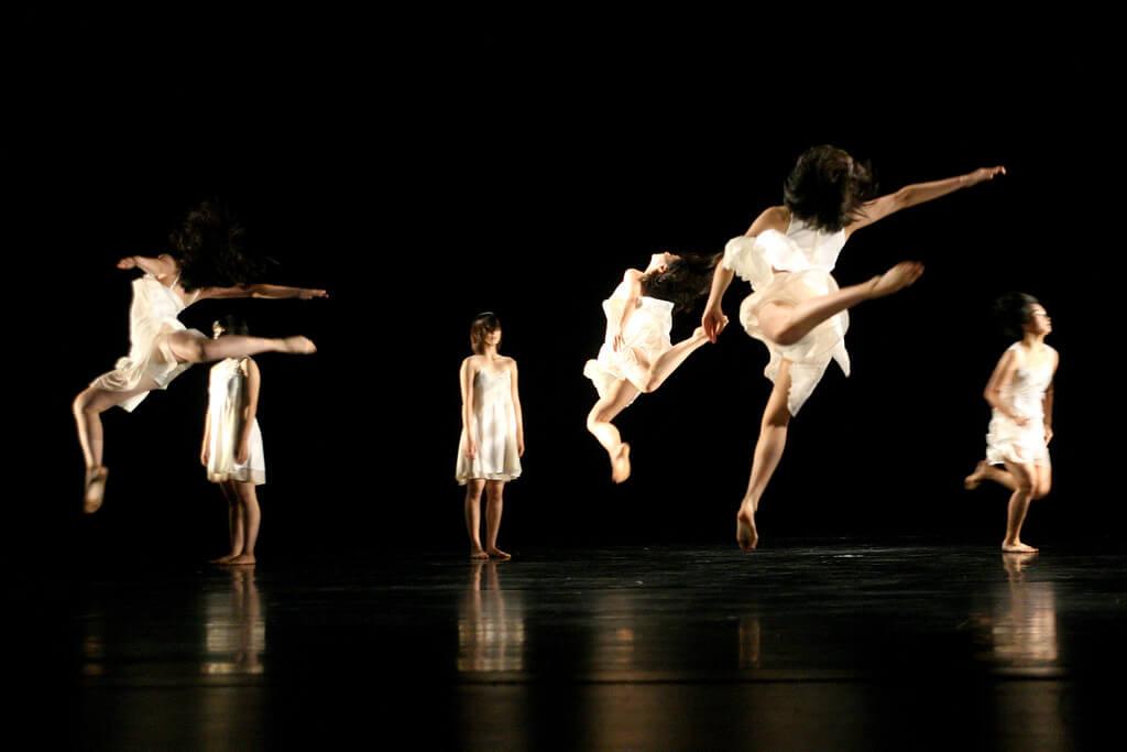 Обучение в сфере танца