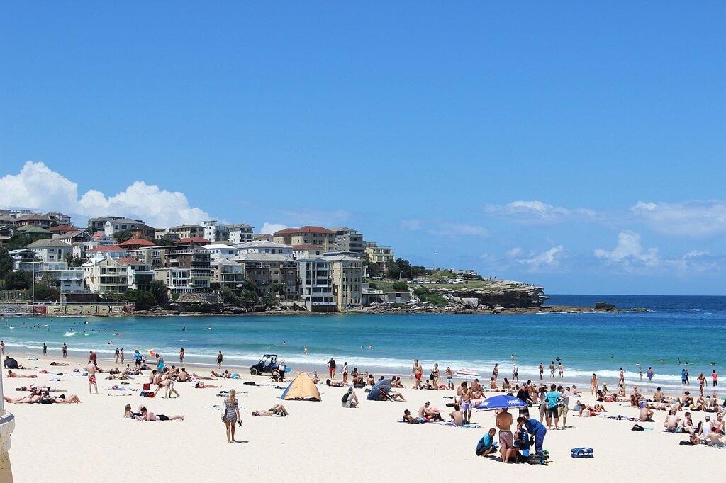 Пляж Бондай, Сидней