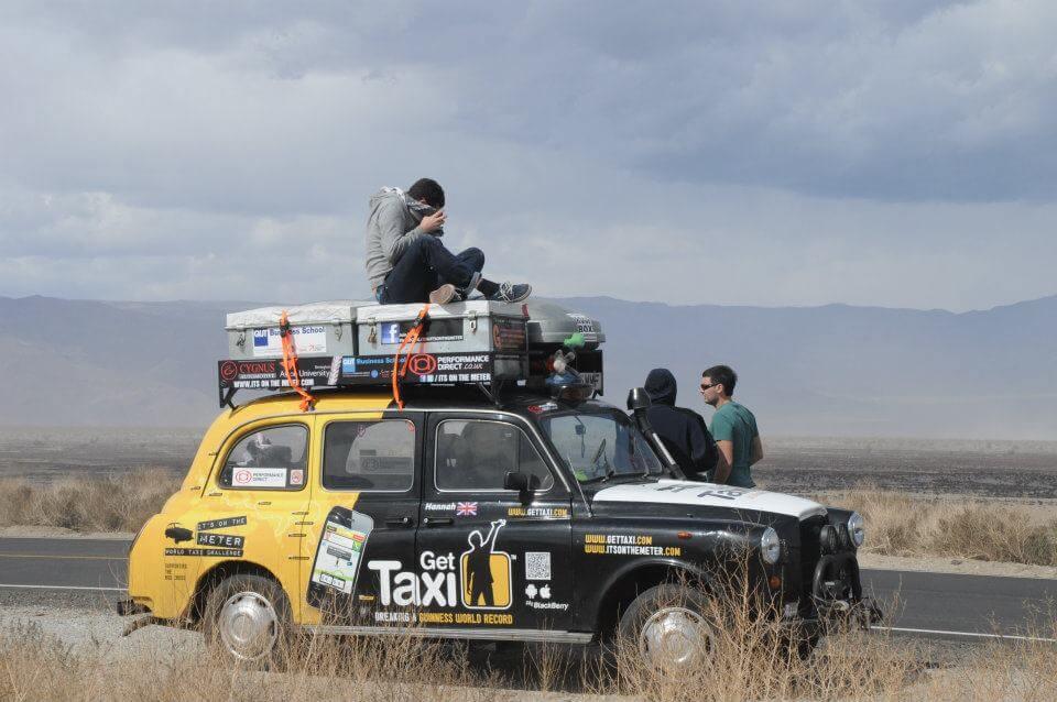 Официально – невероятно: рекорды путешественников|В дороге - сайт о путешествиях и приключениях