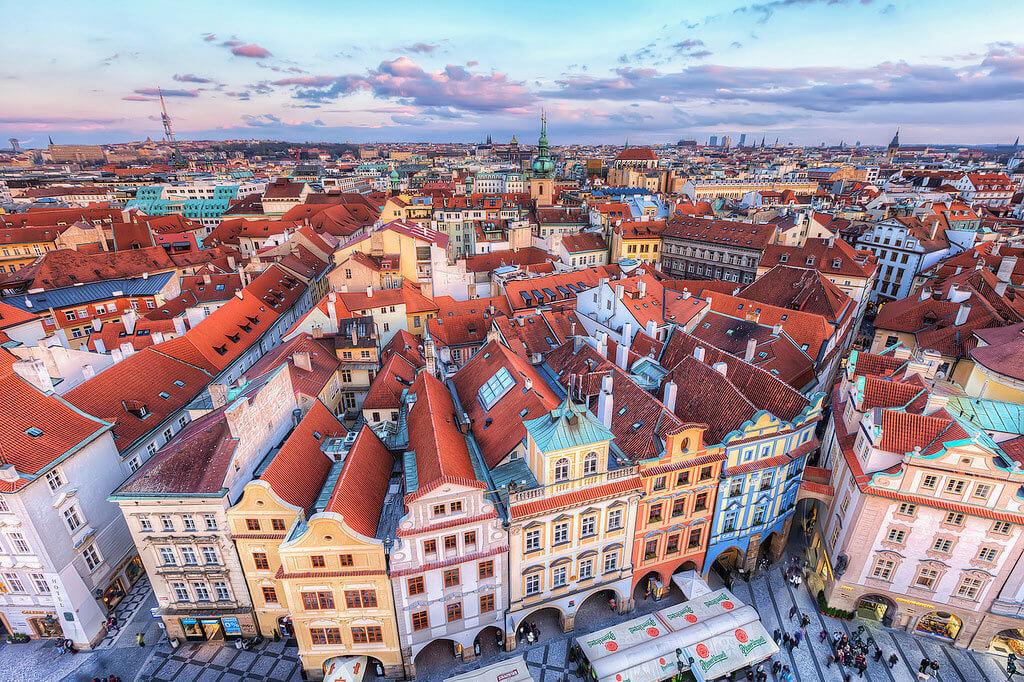 Стипендии в Чехии