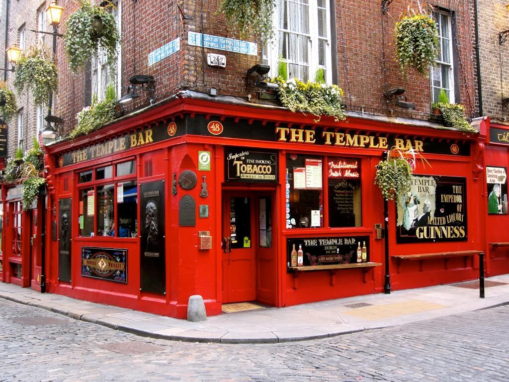 Темпл-бар