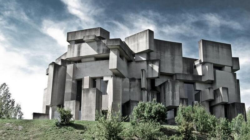 Храм в Австрии