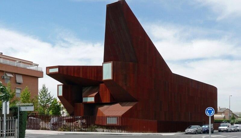 Храм в Испании