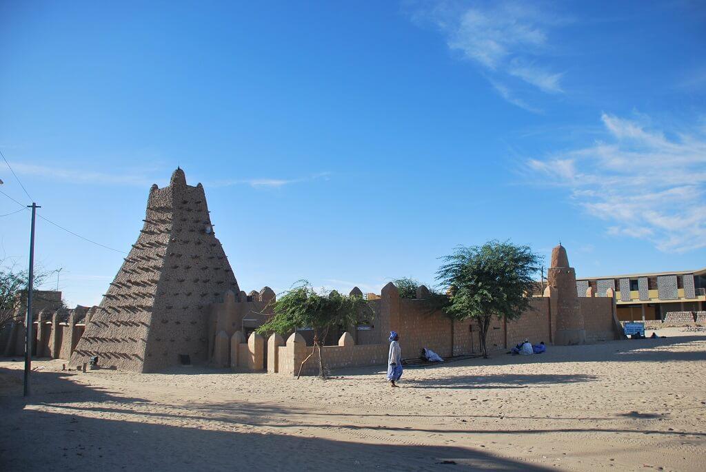Мечеть Санкоре