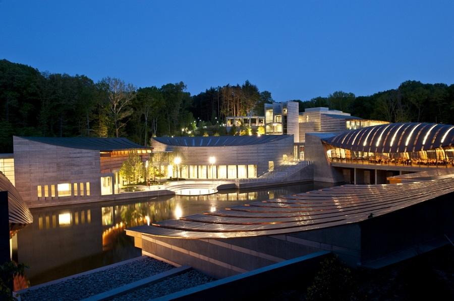 Музей американского искусства Кристал Бриджес