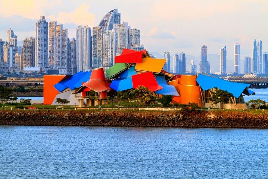 Биомузее в Панама-Сити